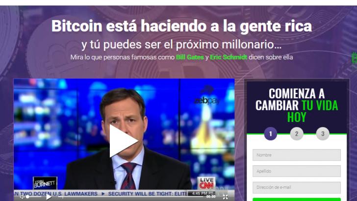 Bitcoin Trader es ESTAFA!! ¡Cuidado clientes totalmente falsos!