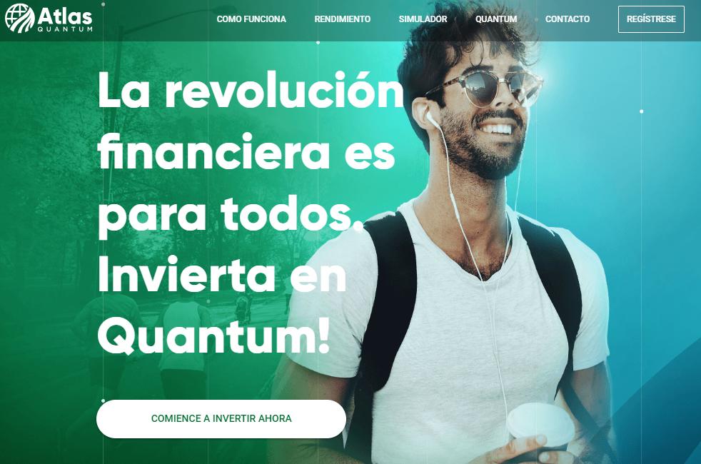 atlas quantum