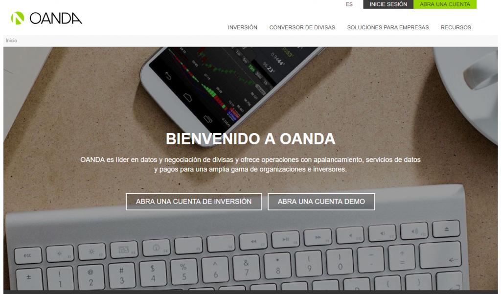 oanda broker