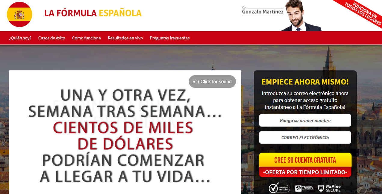 Formula Española