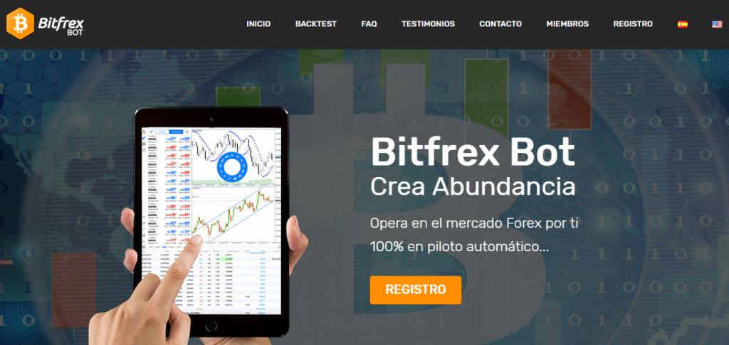 bitfrex bot