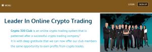 crypto 300 club review