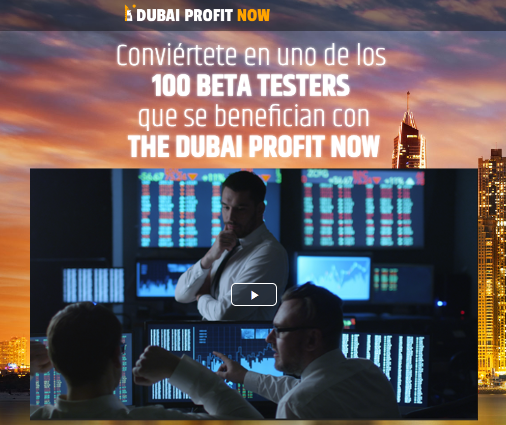 dubai profit now