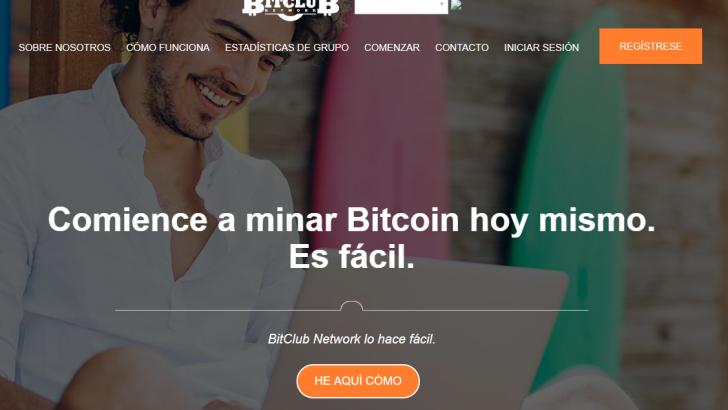 Bitclub Network es ESTAFA!! – ¡CUIDADO con los ESQUEMAS PONZIS!