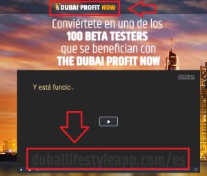 dubai profit now opiniones