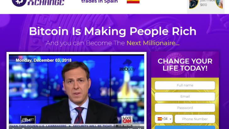 Crypto Xchange es ESTAFA!! –  ¡El fraude del siglo continua y ya van 7 sistemas iguales!