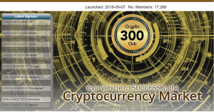 crypto 300 club