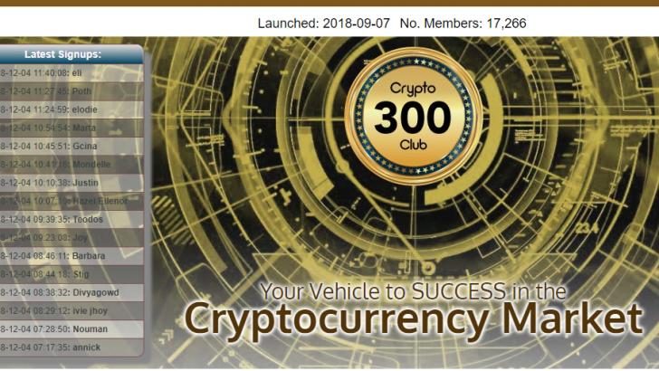Crypto 300 Club es ESTAFA!!- ¿300% de rentabilidad anual?