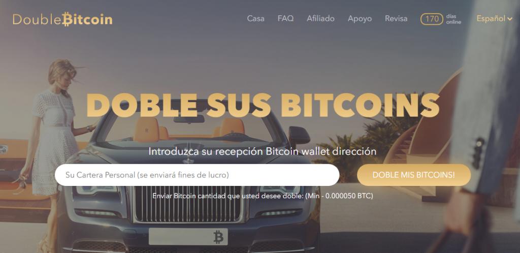 double bitcoin