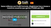 Profit Formula es ESTAFA!! – ¿+11.628€ al día en ganancias?