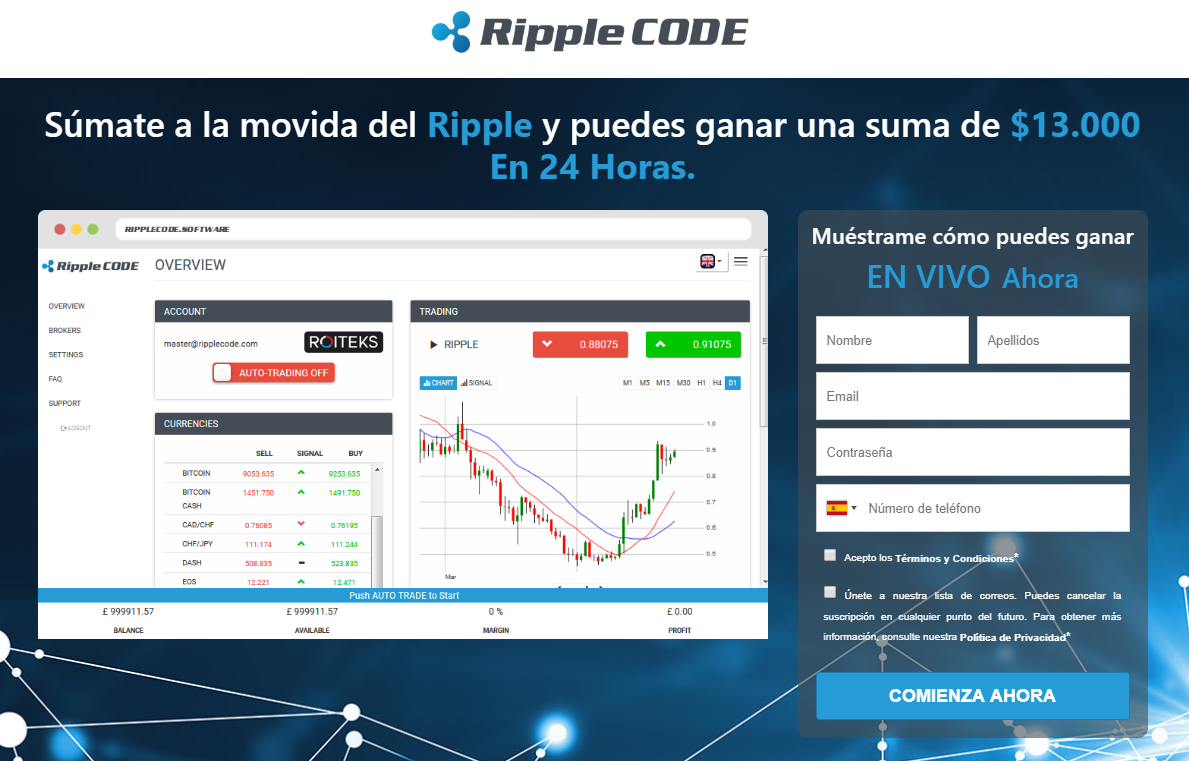 ripple code