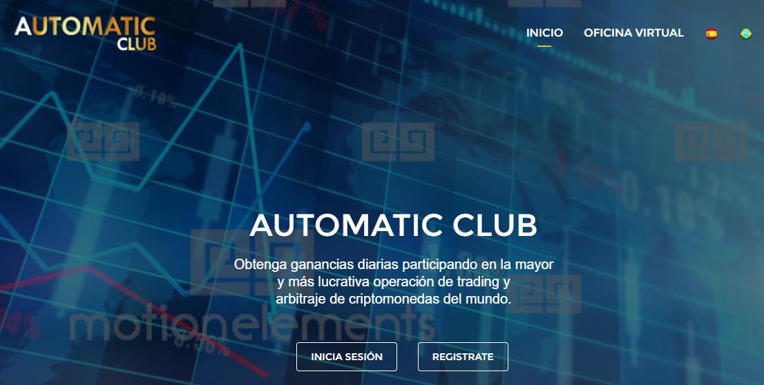 automatic club