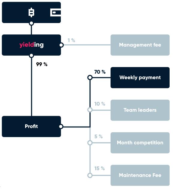 yielding capital